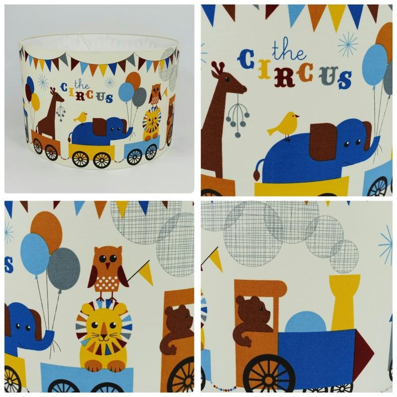 suspension pour enfant the circus. Black Bedroom Furniture Sets. Home Design Ideas
