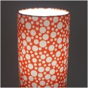 "Luminaires ""Orange Moons"""