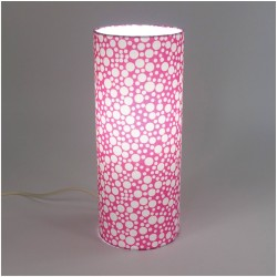 "Luminaires ""Pink Moons"""