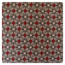 Tissu africain - Luminaire - Idée décoration intérieure