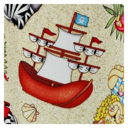 "Children's lamp ""Pirate"""
