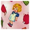 """Lampe de chevet pour petite fille """"Baby doll"""""""