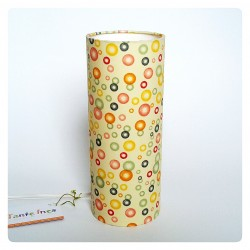 "Table lamp ""Bubble"" (cream)"