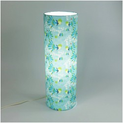 "Lampe tube à poser ""Safari Moon"""