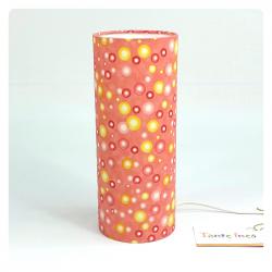 """Luminaire """"Bubble"""" (corail)"""