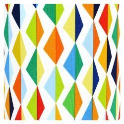 """Luminaire en tissu design """"Origami"""""""