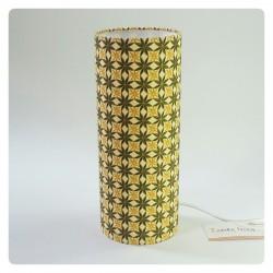 """Lampe de table """"Fleur d'anis"""""""