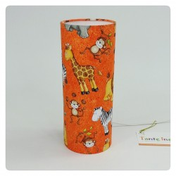 "Kids lamp ""Jungle"""
