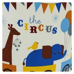 "Ceiling lampshade ""The Circus"""